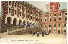 Caserne Sainte Catherine 1910