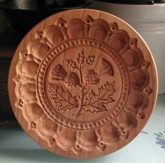 Shortbread Mold