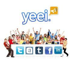 Genera Ingresos compartiendo mensajes de productos y servicios en tus #RedesSociales usando #Yeei #GanaDinero