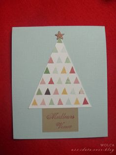 プレゼントに添える手作りカードの作品画像  | Weddingcard.jp