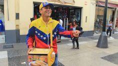¿A QUÉ TE DEDICABAS EN VENEZUELA? MÉDICO TRAUMATÓLOGO; VENTA DE AREPAS E...