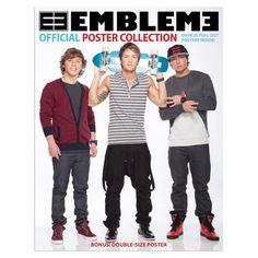 Check out Emblem3 Poster Collection on @Merchbar.
