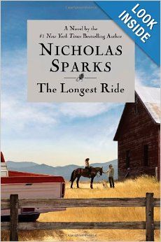 I've always loved Nicholas Sparks books, but this one is really good.  Dual storylines, but great stories!  I highly recommend this book!