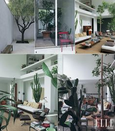 More appealing spaces.