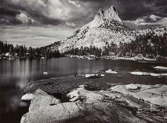 Ansel Adams, 'Cathedral Peak and Lake, Yosemite National Park, California,' 1960, Phillips: Photographs (April 2017)