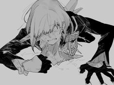"""▲ on Twitter: """"… """" Drawing Reference Poses, Art Reference, Manga Art, Anime Art, Gurren, Anime Kunst, Cute Characters, Illustrations, Art Sketches"""