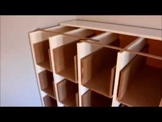 BUILDING THE COMIC CABINET - YouTube