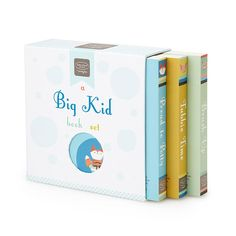 Big Kid Book Set 1