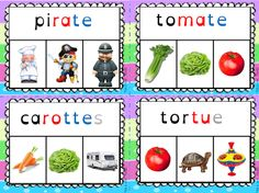 Aperçu miniature d'un élément Drive French Language Lessons, French Education, French Classroom, Prepositions, Teaching French, Google Drive, Preschool, Fun, Comprehension