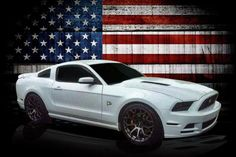 Big Power With a 2014 Roush Stage 3 Photo & Image Gallery Ford Mustang Roush, 2005 Ford Mustang, Fox Body Mustang, Notchback Mustang, Mustang Engine, Shelby Mustang, Shelby Gt, Ford Fairlane, Pickup Trucks
