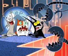 animated shows early 2000s - Google Search