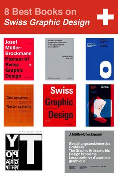This illustrated essay traces the history of one of the leading exponents of Swiss Graphic Design in the and Josef Müller-Brockmann's posters have become world famous for their ability… Best Design Books, Graphic Design Books, Graphic Designers, Book Design, Design Basics, Web Design Tips, Design Concepts, Books To Buy, Read Books