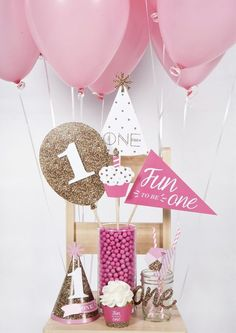 Turning One Birthday & Party Ideas