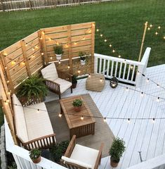 Deck Makeover Part II 2019 Shape and Color! The post Deck Makeover Part II 2019 appeared first on Backyard Diy. Deck Makeover, Backyard Makeover, Outdoor Living, Outdoor Decor, Outdoor Patio Ideas On A Budget Diy, Simple Backyard Ideas, Backyard Porch Ideas, Diy Patio, Backyard Seating