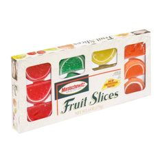 Fruit Slices, Manischewitz, US.
