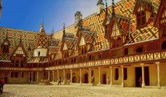 Hospices de Beaune, Bourgogne (France)