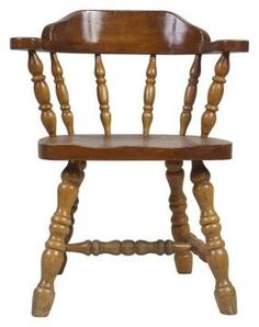 Solid wood furniture is as beautiful as it is durable, but the look of natural or stained wood does not complement every d& Painting wood chairs gives them new life for very little cost, . Painted Wooden Chairs, Wood Chairs, Furniture Care, Paint Furniture, Furniture Design, Recycled Furniture, Solid Wood Furniture, Rattan, Cleaning Wood
