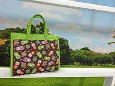 Programa Arte Brasil - Kátia Martinelli - Bolsa Térmica Exibido dia: 04/08/2015 Faça uma bolsa térmica em patchwork com as dicas da Kátia Martinelli! Entre e...