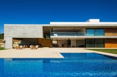 Galería de LG House / Reinach Mendonça Arquitetos Associados - 8