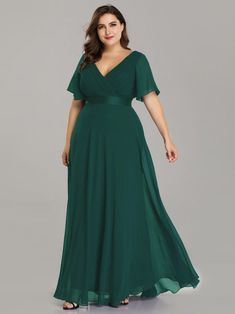 d176d36c1a44a 81 Best Plus Size Dresses | Ever-Pretty images in 2019