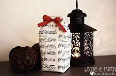 Scatole regalo da riciclo tetrapack - Tutorial in italiano.