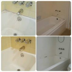 An expert in bathtub reglazing can give your bath a great new look for a fraction of the cost of remodeling.