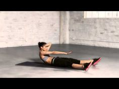 Sofia Boutella: Crunch Circuit - Nike Women