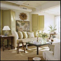 Boston Loft - Living Room, Gary McBournie Inc., www.gmcbinc.com