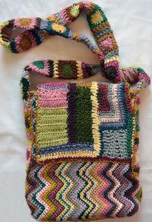 Just a Stitch Away: Free Crochet Patterns