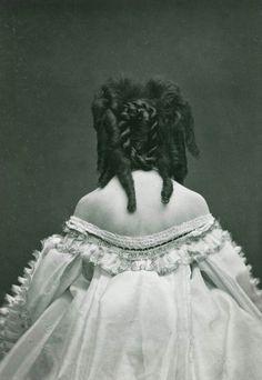 Pierre Louis Pierson - La comtesse de Castiglione, vers 1865