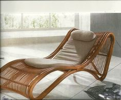 Get the stylish and attractive Cane Easy Chair and other Bamboo Furniture Business Directory from tradeindia.