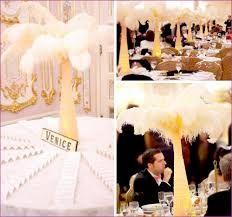 Image result for 1920s wedding decor