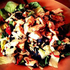 New Fiesta Chicken Chopped Salad