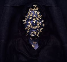 Last of the nomads wins prize with 'sublime' Century painting Mood Indigo, More Words, Tangled, Landscape Paintings, Brooch, Photography, Inspiration, Image, Hd Video