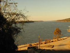 Mississippi River at Natcher