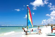 Water Sports on Siesta Key beach!