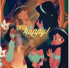 Day 10: best hair Jasmine I LOVE Jasmine's hair down it's just so awesome