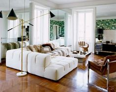 Brian Atwood's Milan Home