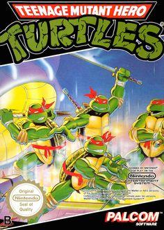 Teenage Mutant Hero Turtles - NES - Acheter vendre sur Référence Gaming Retro Gaming : http://www.helpmedias.com/retrogaming.php