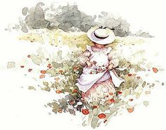 Holly Hobbie   Meadow