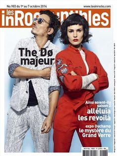 Les Inrockuptibles - Numéro 983, 1er/7 octobre 2014