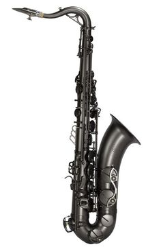 the Theo Wanne Mantra Tenor...in black nickel finish