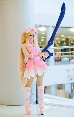 kill la kill nui harime cosplay - Google Search
