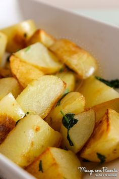 Receita de Batatas Sauté