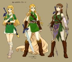 Daily Debate: Should Princess Zelda Receive Her Own Spin-off Title?