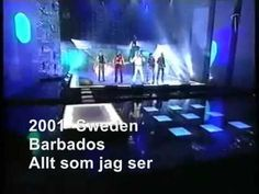 eurovision host nations