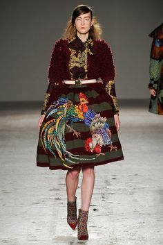 Stella Jean Fall 2014 Ready-to-Wear Collection Photos - Vogue
