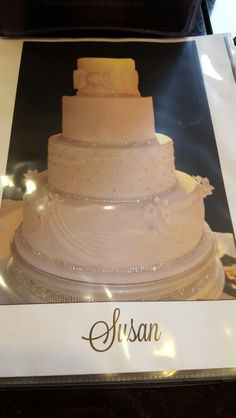 Cake From Oakmont Bakery In Pittsburgh Pa Cakes Pinterest