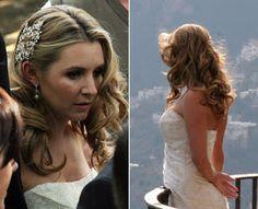 Celebrity Wedding Hairstyles | Bridal dresses