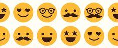 [Infographic] 100 meest populaire Emojis op Instagram :http://www.socialmediasocialmedia.nl/strategie_nieuws/top-1000-emjos/